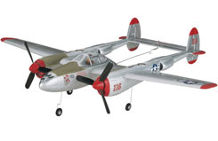 Flyzone P.38 Lightning RTF - a-flza2310