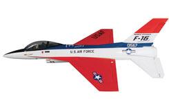 Great Planes F-16 F.Falcon Artf - a-gpma1801