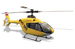 Hirobo Eurocopter EC135 - a-h0404-991