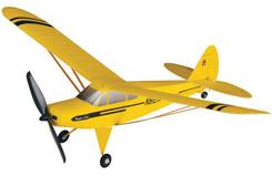 Flyzone Micro Super Cub TX-R 2.4GHz - a-hcaa2556