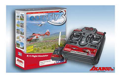 Ikarus Easyfly 3 Game Commander Tx - a-ikef3gc