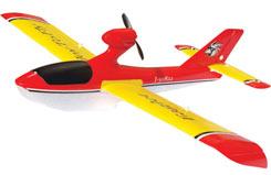 Mini Eaglet V2 Seaplane 2.4GHz RTF - a-js-6301v2