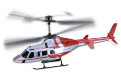 Minicopter - Civilian Rtf 2.4Ghz - a-mc001