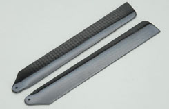Ripmax Carbon Main Blades 140mm - a-rmxcb140