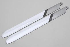 Ripmax Carbon Main Blades 360Mm - a-rmxcb360