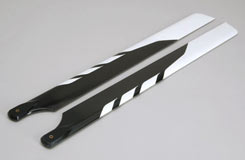 Ripmax Carbon Main Blades 550Mm - a-rmxcb550