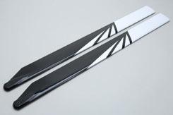 Ripmax Carbon Main Blades 690Mm - a-rmxcb690