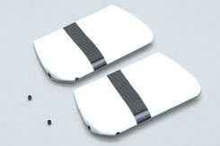 Ripmax Carbon Paddles 96Mm - a-rmxcp096