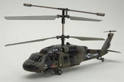 Udi Blackhawk 2.4GHz 3ch Heli - a-u21