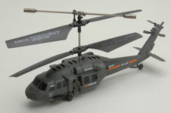 Udi Military 2.4ghz Mini Heli - a-u811w