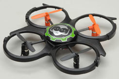 Udi UFO Quadcopter 2.4GHz RTR - a-u816a