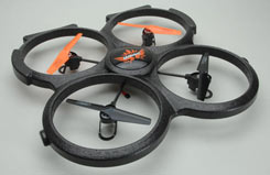 Udi Mega Drone Quad w/camera - a-u829a