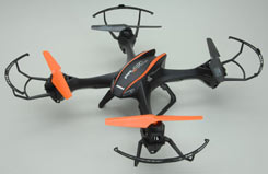 Udi Falcon 6 Axis Quad w/HD Camera - a-u842