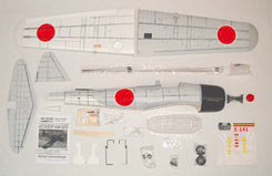A6M5 Zero (Grey) - a-vqa014