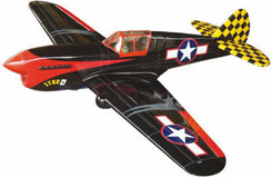 P-40 Stud (Black) - a-vqa0201b