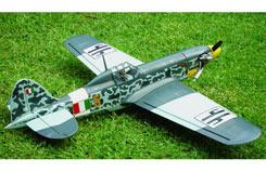 Macchi 205 Veltro (Grey/Green) - a-vqa0313