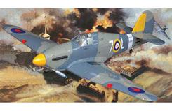 Hawker Hurricane (Grey) - 60 Size - a-vqa040g