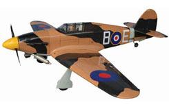 Hawker Hurricane (Brown) - 46 Size - a-vqa041b