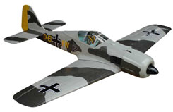Focke-Wulf Fw-190A 60 Size(Grn/Yel) - a-vqa051