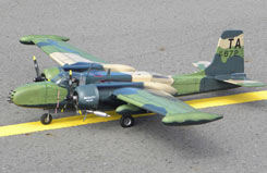 A-26 Twin 52 EP/GP Black/Red - a-vqa072