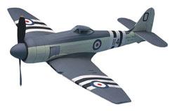 Hawker Sea Fury Kit - a-ww03