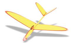 Aerocruiser V Glider Kit - a-ww203