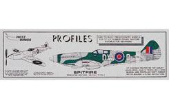 Spitfire Profile Kit - a-ww418