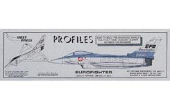 Eurofighter Typhoon Profile Kit - a-ww420
