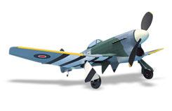 Hawker Tempest Mkv Kit - a-ww504