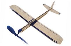 ZT Model Fight Jet 12inch Balsa FF - a-zt04001x
