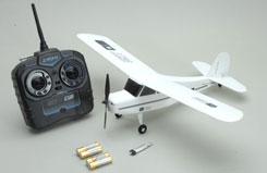 ZT Model Sky Cub White 2.4GHz RTF - a-zt04701