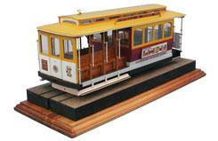 San Francisco Cablecar - al20330