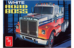 White Road Boss Truck - amt648