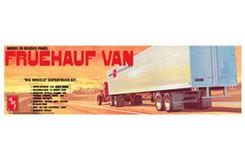 Fruehauf Beaded Van Trailer - amt649r