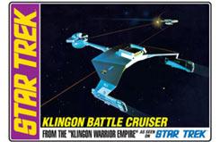 Star Trek Klingon Battle Cruiser - amt720