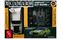 1970 Chevy Camaro Slot Car Race Kit - amt744