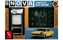 1966 Chevy Nova Slot Car Race Kit - amt745