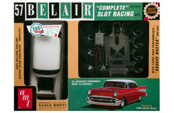 1957 Chevy Bel Air Slot Car Race Ki - amt746