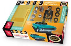 1961 Ford Galaxie Slot Car - amt783