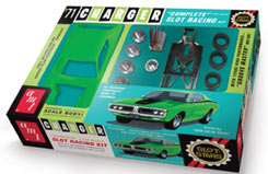 1971 Dodge Charger R/T Slot Car - amt784