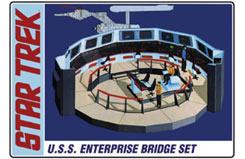 Star Trek Bridge Set - amt808