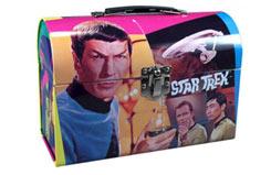 Star Trek Mr Spock Tin Lunch Box - amt810