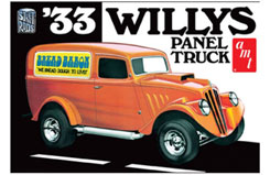 1:25 1933 Willys Panel - amt879