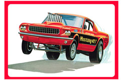 1:25 1965 Ford Mustang Funny Car - amt888