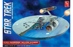 1:537 Star Trek TOS Enterprise Cuta - amt891