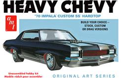 1:25 1970 Chevy Impala -  Heavy Che - amt895