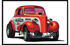 1:25 1937 Chevy Coupe - amt899