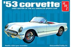 1:25 1953 Chevy Corvette - amt910