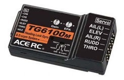 Gyro & ECCPM Mixer - All Heli's - aq0843