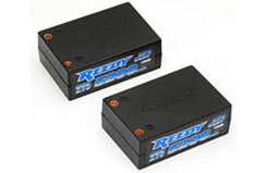 Reedy 60C+ 5200Mah 7.4V Lipo Saddle - as627